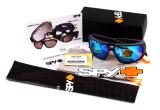 SPY1,2,3 Designer  sunglsaaes case