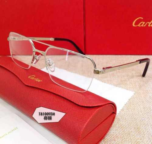 Cheap Cartier eyeglasses frames imitation spectacle FCA210