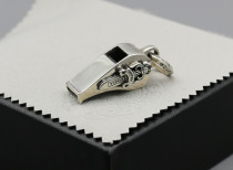 Chrome Hearts Pendant Whistling Dagger CHP141 Solid 925 Sterling Silver