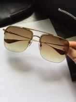 Chrome  sunglasses frames  UV protection SCE077