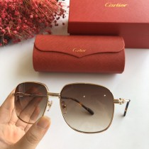 Wholesale Copy 2020 Spring New Arrivals for Cartier Sunglasses CT0298 Online CR138