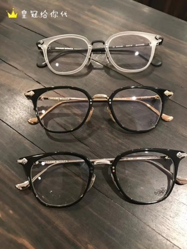 Sales online Copy CHROME HEART SHAGSS eyeglasses Online FCE123