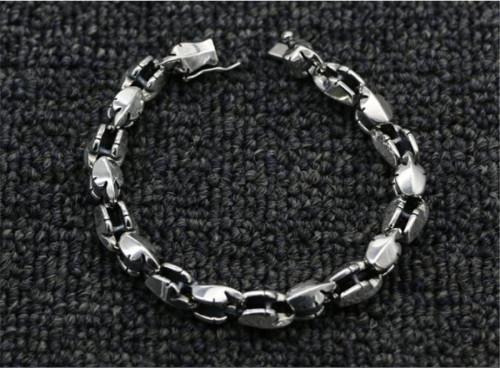 CHROME HEARTS BRACELET Scout Flower Bracelet CHB078