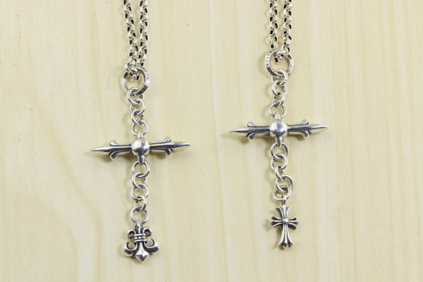 Chrome Hearts Pendant CHP125 Solid 925 Sterling Silver