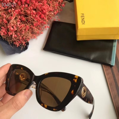 Wholesale Fake FENDI Sunglasses FF0327 Online SF084