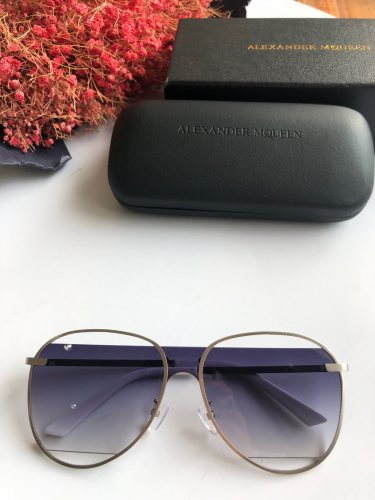 Wholesale Replica Alexander Mcqeen Sunglasses MQ0196S Online SAM045