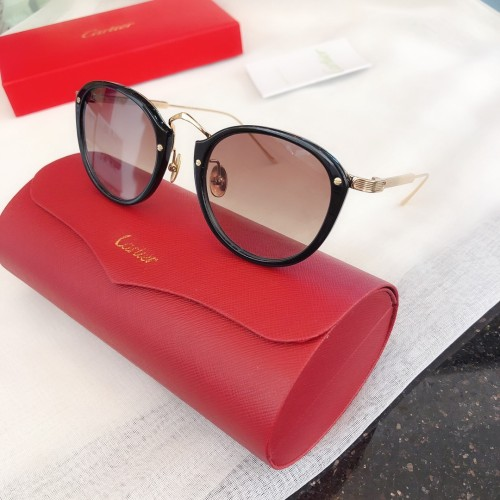 Wholesale Fake Cartier Sunglasses CT0014 Online CR134