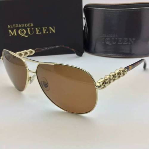 Designer McQueen Sunglasses frames imitation spectacle SAM037