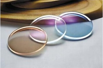 1.67 Prescription Lenses Extramely Thin & Light High Index Safe HMC Asphere Lenses, UV400 Protection