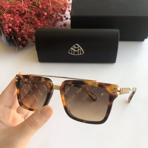 Wholesale Copy 2020 Spring New Arrivals for MAYBACH Sunglasses THEACE Online SMA004