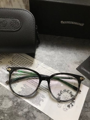 Wholesale Replica Chrome Hearts eyeglasses Online FCE150
