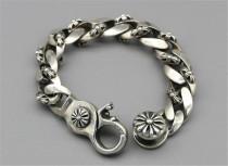 Chrome Hearts Bracelet Classic Fancy Chain CHB037