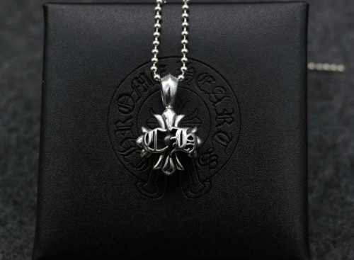 Chrome Hearts Pendant CHP116 Solid 925 Sterling Silver