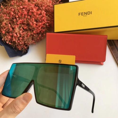 Wholesale Replica FENDI Sunglasses FF00589 Online SF080