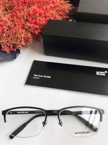 Wholesale Fake MONT BLANC Eyeglasses MB0015O Online FM338