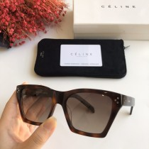 Wholesale Replica 2020 Spring New Arrivals for CELINE Sunglasses 400901 Online CLE056
