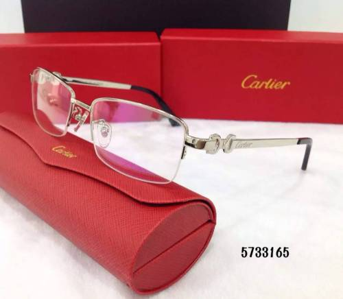Cartier eyeglasses Spectacle frames Acetate FCA229