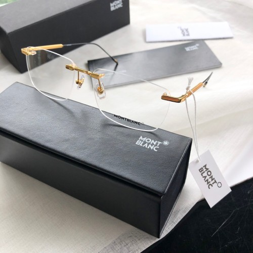 Wholesale Fake MONT BLANC Eyeglasses MB00490 Online FM347