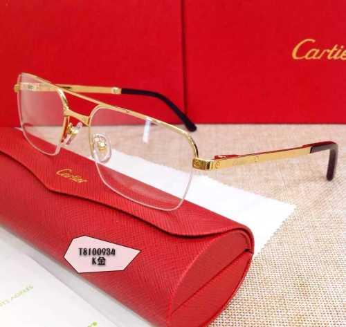 Cheap Cartier eyeglasses frames imitation spectacle FCA209