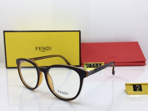 Wholesale Copy FENDI Eyeglasses 0359 Online FFD048