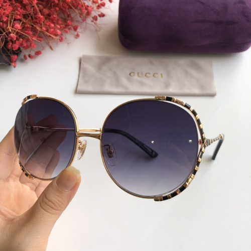 Wholesale Replica 2020 Spring New Arrivals for GUCCI Sunglasses GG0595S Online SG610
