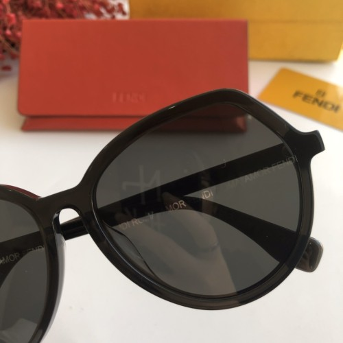 Copy FENDI Sunglasses FF0397 Online SF114