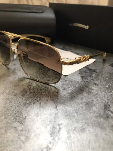 Quality cheap Copy Chorme-Hearts Sunglasses Online SCE117