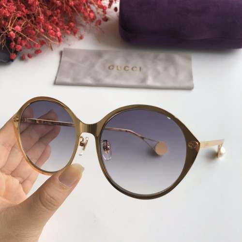 Wholesale Copy 2020 Spring New Arrivals for GUCCI Sunglasses GG2255 Online SG617