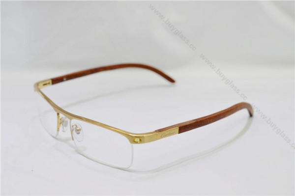 140 eyeglasses Optical Frame wood FCA147