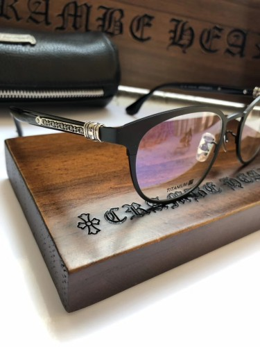 Wholesale Fake Chrome Hearts eyeglasses GROWLERI Online FCE157
