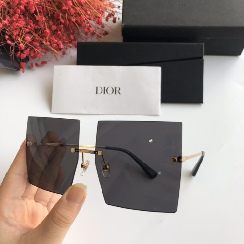 Wholesale Replica 2020 Spring New Arrivals for DIOR Sunglasses CD0123 Online SC136