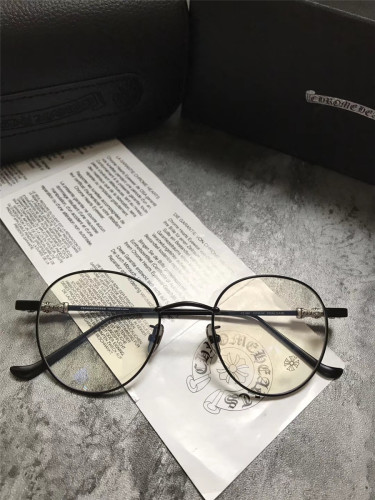 Quality cheap Replica CHROME-HEART eyeglasses ORALGAMI Online FCE144