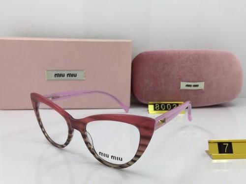 MiuMiu VMU62M Eyeglasses Optical Frames FMI055