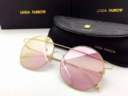 Cheap designer Linda Farrow Wayfarer sunglassese SLF001