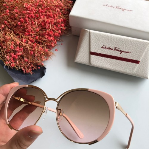 Wholesale Copy Ferragamo Sunglasses SF207 Online SFE014