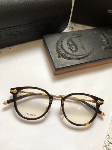 Wholesale Fake Chrome Hearts eyeglasses FANX Online FCE154