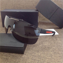 Designer PRADA Sunglasses round frames best quality breaking proof SP118