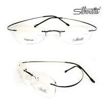 silhouette eyeglass optical frame FS017
