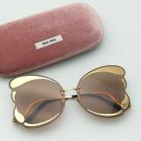 Wholesale Copy MIU MIU Sunglasses SMU18A Online SMI216