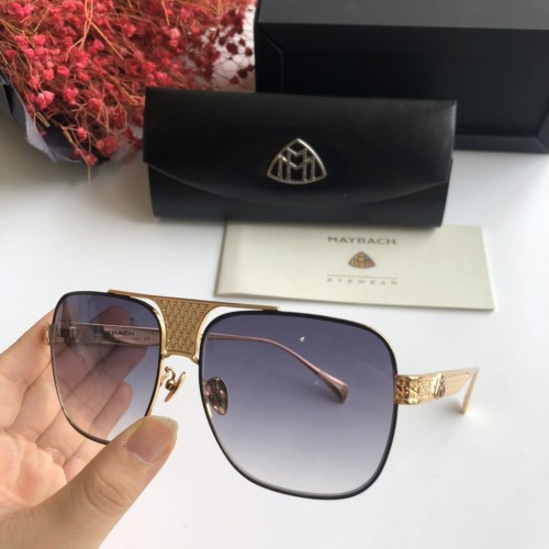 Wholesale Replica 2020 Spring New Arrivals for MAYBACH Sunglasses Online SMA001