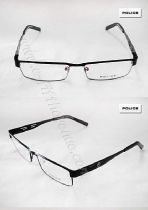POLICE eyeglass optical frame FPL190