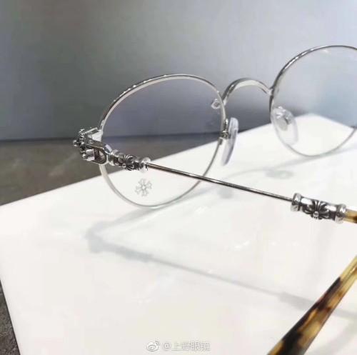 Wholesale Fake Chrome Hearts eyeglasses Online FCE151