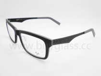 Designer glasses frames RB8232 eyewear AAAA+ best quality spectacles black-grey FB565