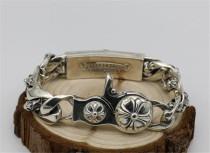 Chrome Hearts Bracelet Dagger Chain 925 Sterling CHB025