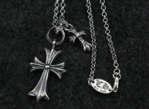 Chrome Hearts Pendant CH CROSS CHP110 Solid 925 Sterling Silver