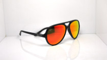 RB4125 BLACK-ORANGE  sunglasses R119