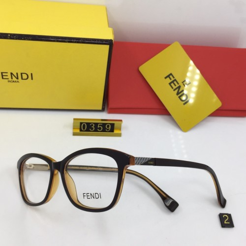 Wholesale Fake FENDI Eyeglasses 0359 Online FFD044