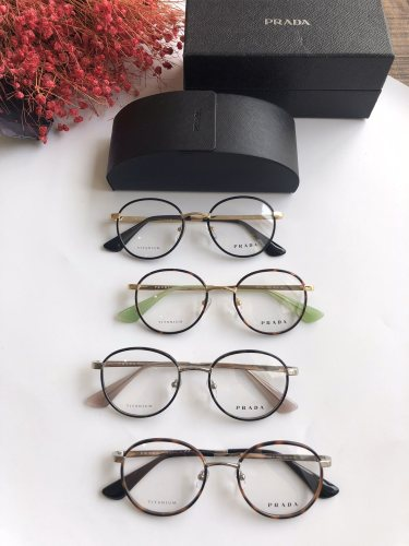 Wholesale Copy 2020 Spring New Arrivals for PRADA Eyeglasses VPR58UV-D Online FP787