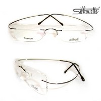 silhouette eyeglass optical frame FS015