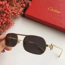 Wholesale Fake Cartier Sunglasses ESW00356 Online CR110
